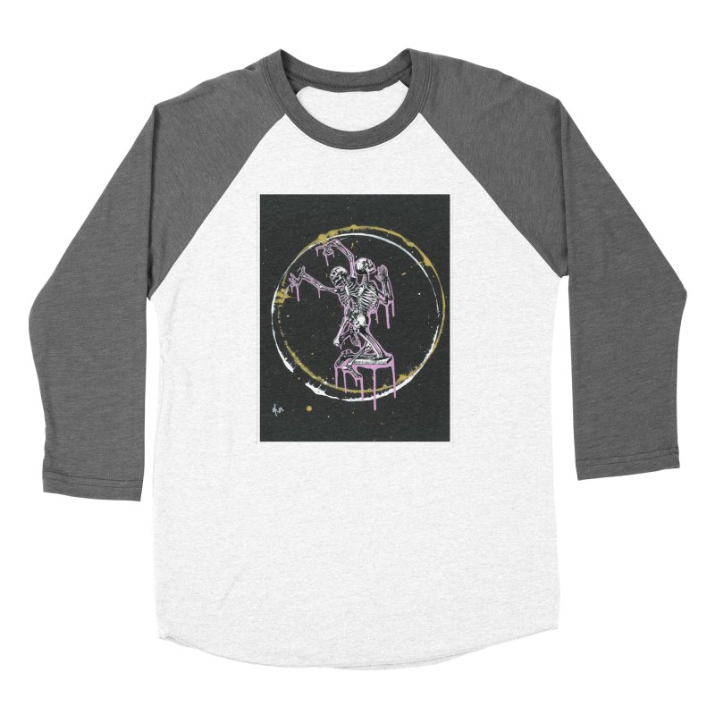 Dance till it's time to pray again Women's Longsleeve T-Shirt by notes and pictures's Artist Shop