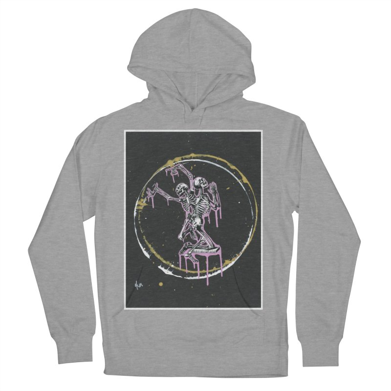 Dance till it's time to pray again Women's French Terry Pullover Hoody by notes and pictures's Artist Shop