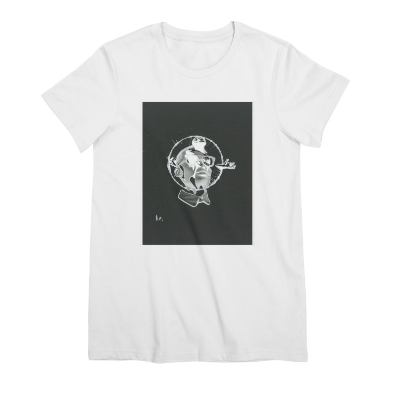 Get out of your head Women's Premium T-Shirt by notes and pictures's Artist Shop