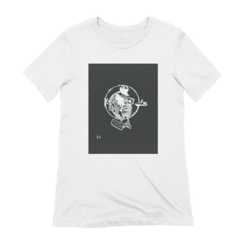 Get out of your head Women's Extra Soft T-Shirt by notes and pictures's Artist Shop