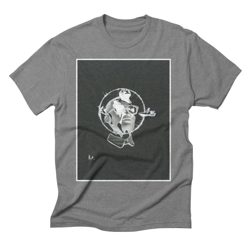 Get out of your head Men's T-Shirt by notes and pictures's Artist Shop