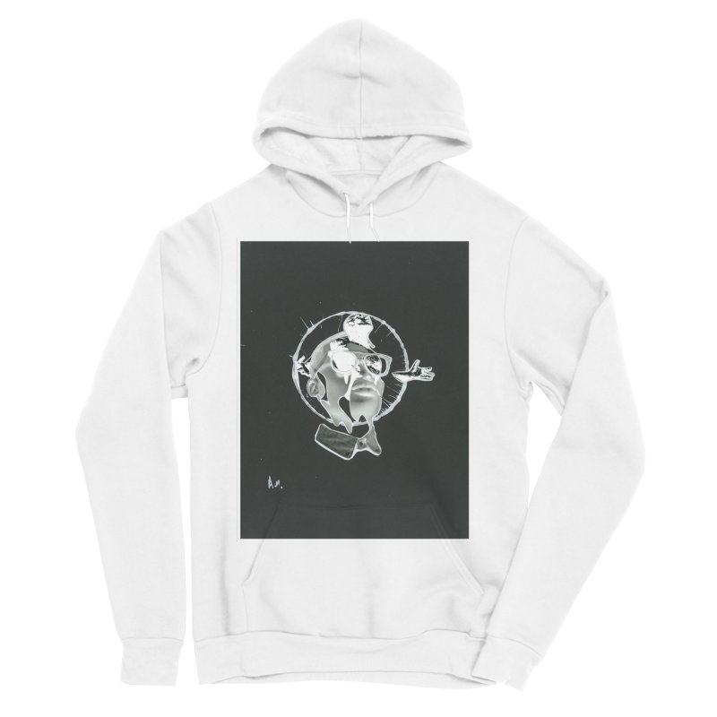 Get out of your head Women's Sponge Fleece Pullover Hoody by notes and pictures's Artist Shop