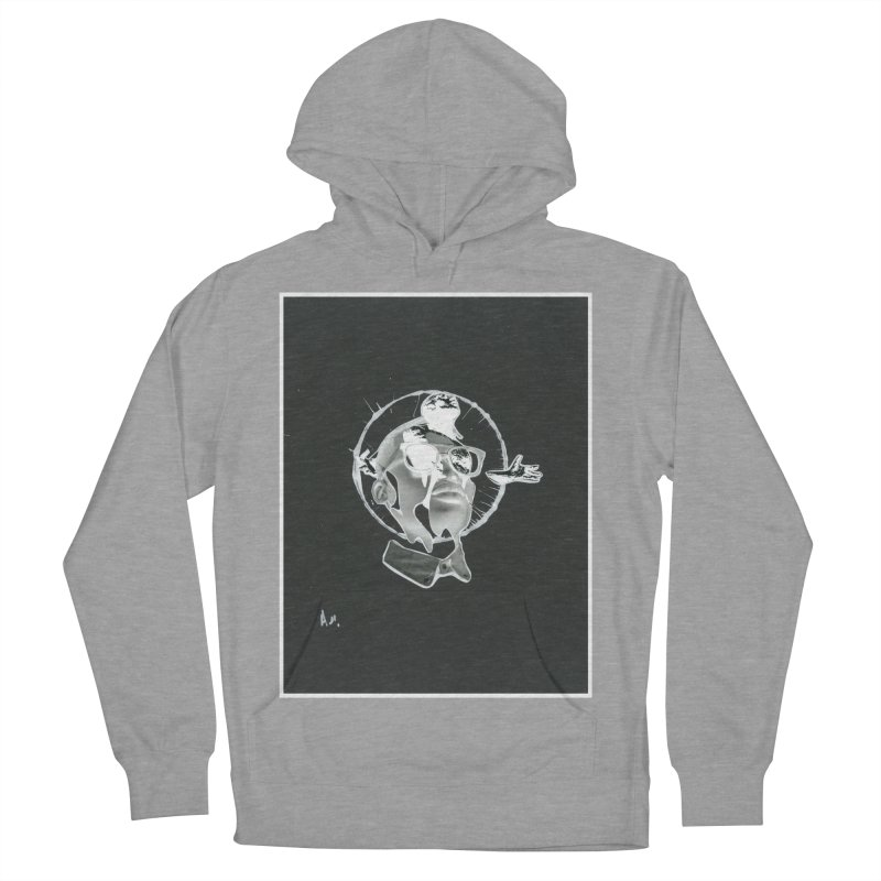 Get out of your head Women's French Terry Pullover Hoody by notes and pictures's Artist Shop