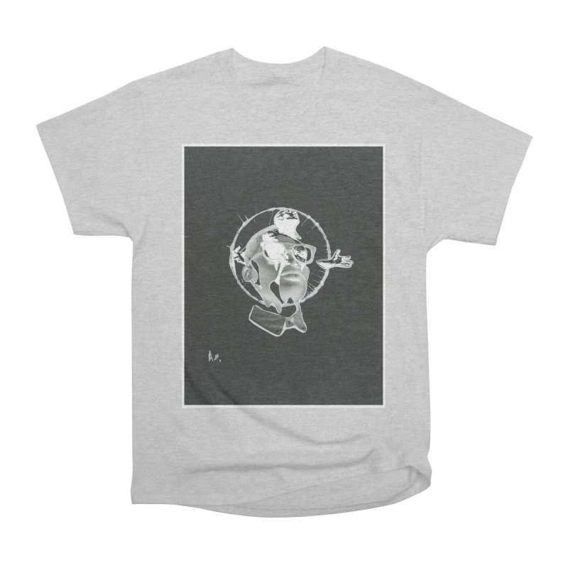 Get out of your head Women's Heavyweight Unisex T-Shirt by notes and pictures's Artist Shop