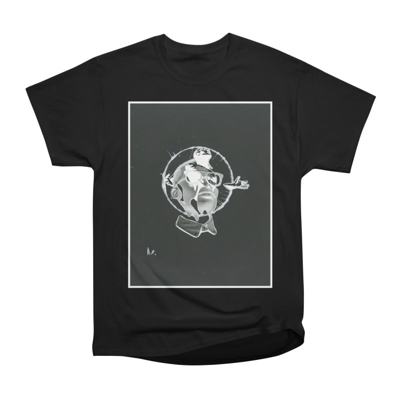 Get out of your head Men's Heavyweight T-Shirt by notes and pictures's Artist Shop