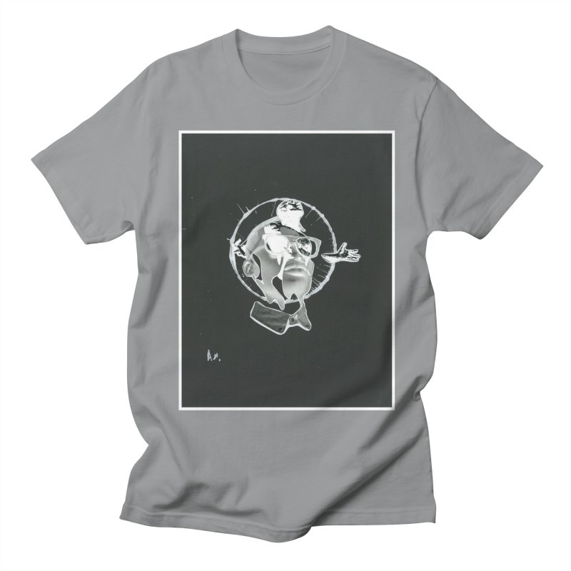 Get out of your head Men's Regular T-Shirt by notes and pictures's Artist Shop