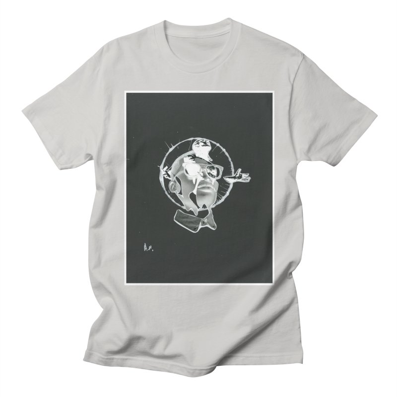 Get out of your head Women's Regular Unisex T-Shirt by notes and pictures's Artist Shop
