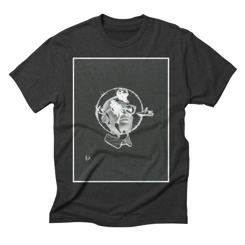 Get out of your head Men's Triblend T-Shirt by notes and pictures's Artist Shop
