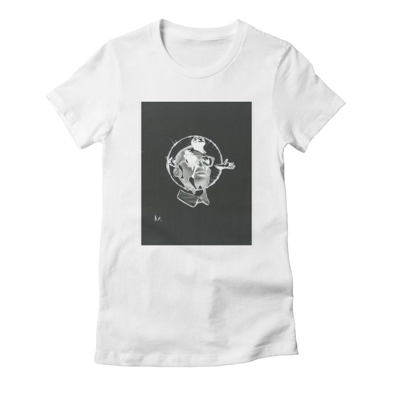Get out of your head Women's T-Shirt by notes and pictures's Artist Shop