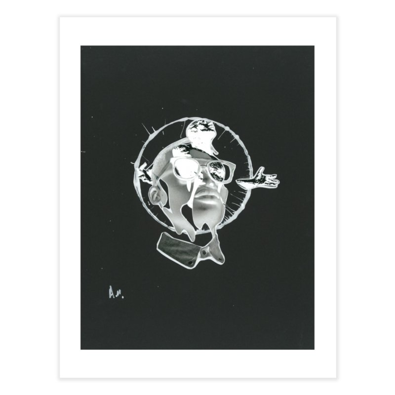Get out of your head Home Fine Art Print by notes and pictures's Artist Shop
