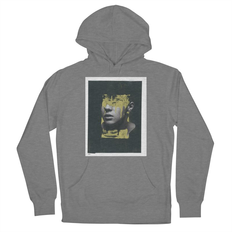Gold Women's Pullover Hoody by notes and pictures's Artist Shop
