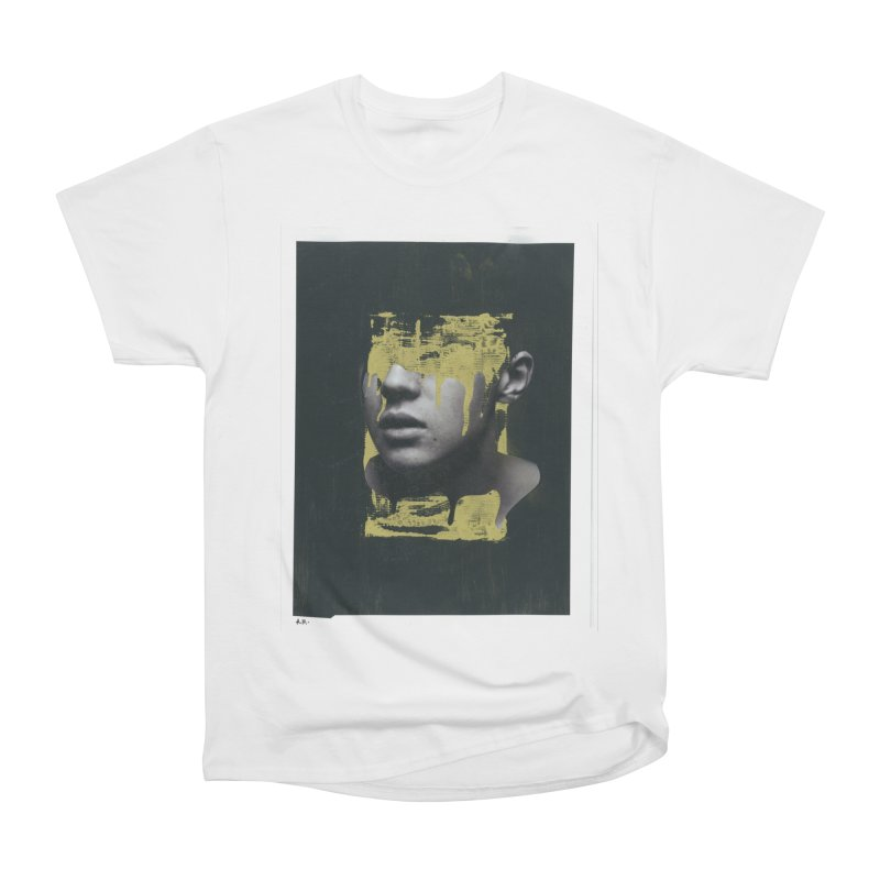 Gold Men's Heavyweight T-Shirt by notes and pictures's Artist Shop