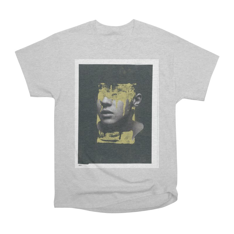 Gold Women's Heavyweight Unisex T-Shirt by notes and pictures's Artist Shop