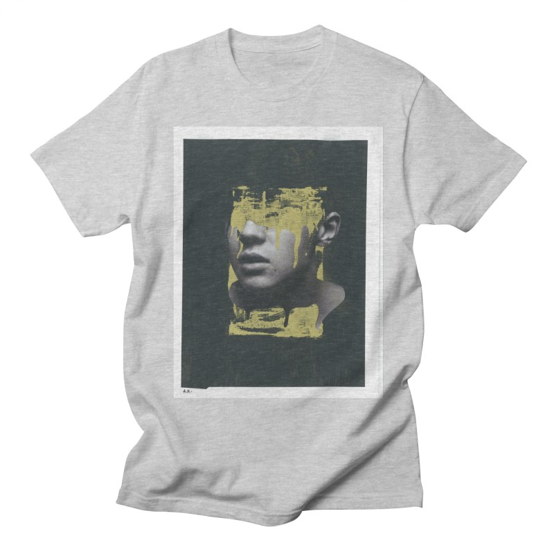 Gold Women's Regular Unisex T-Shirt by notes and pictures's Artist Shop