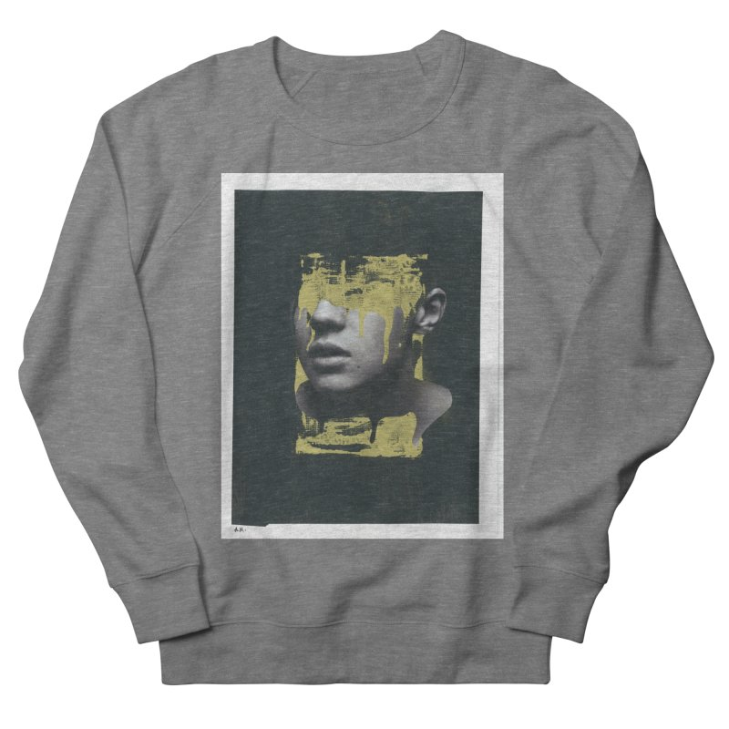 Gold Women's Sweatshirt by notes and pictures's Artist Shop