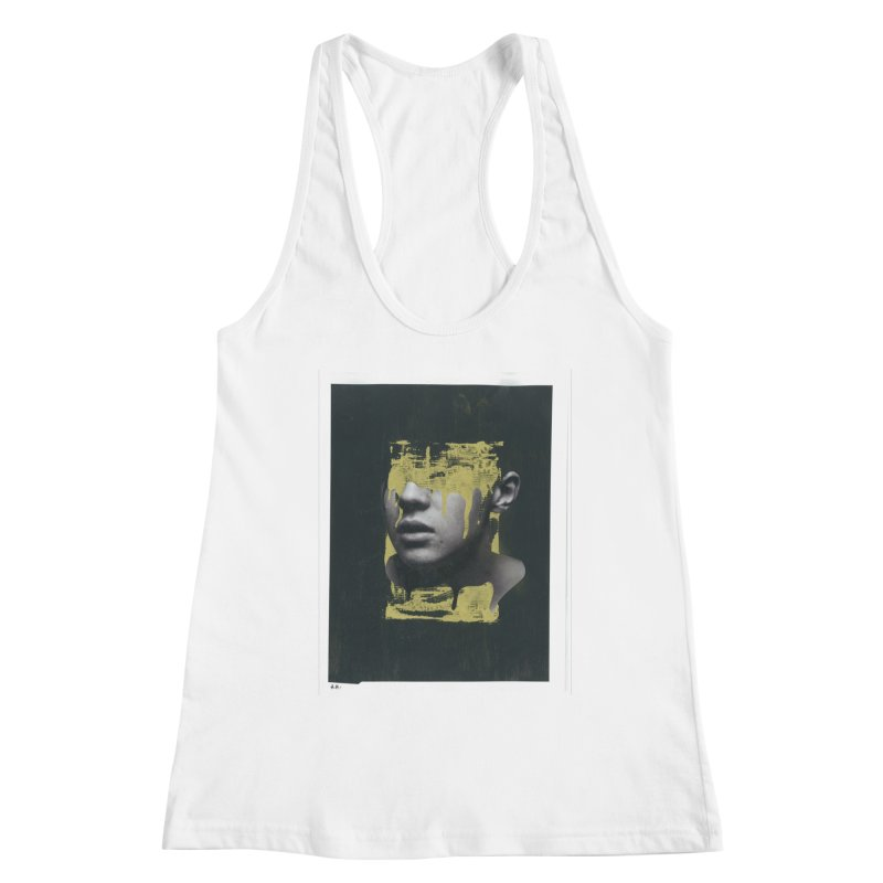 Gold Women's Tank by notes and pictures's Artist Shop