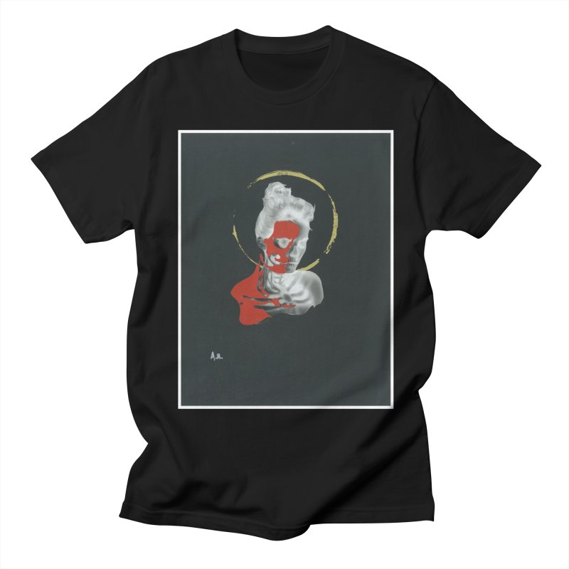 Skeleton Shadows Women's Regular Unisex T-Shirt by notes and pictures's Artist Shop