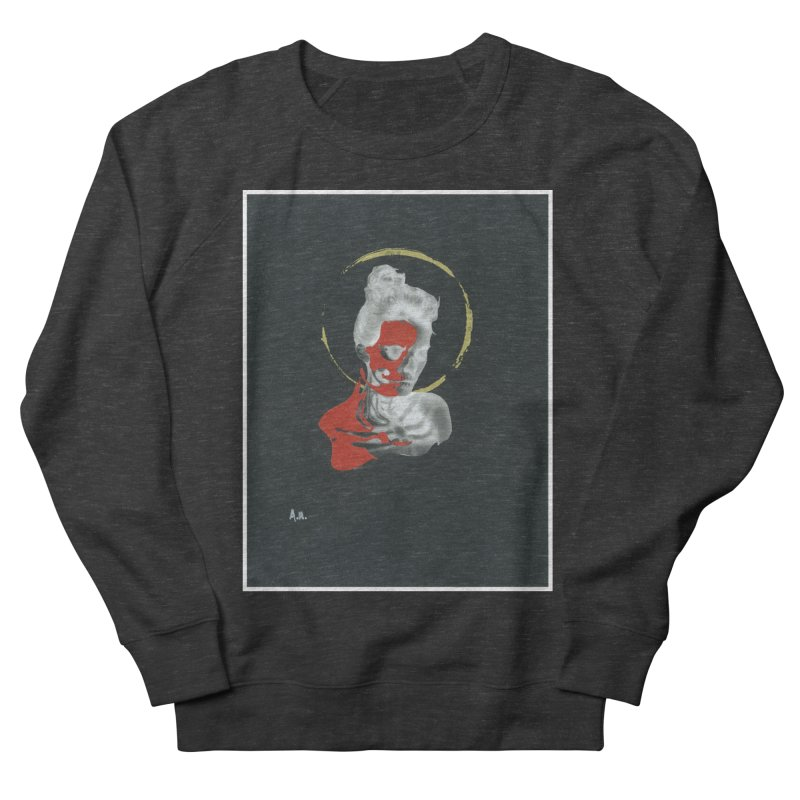 Skeleton Shadows Women's Sweatshirt by notes and pictures's Artist Shop