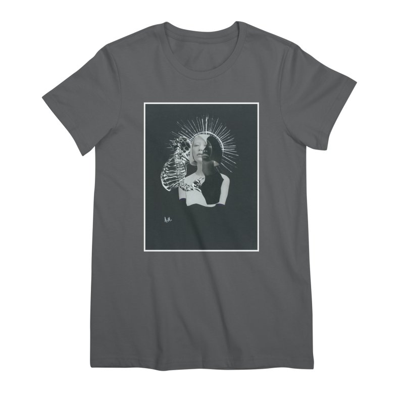 Spiritus Women's Premium T-Shirt by notes and pictures's Artist Shop