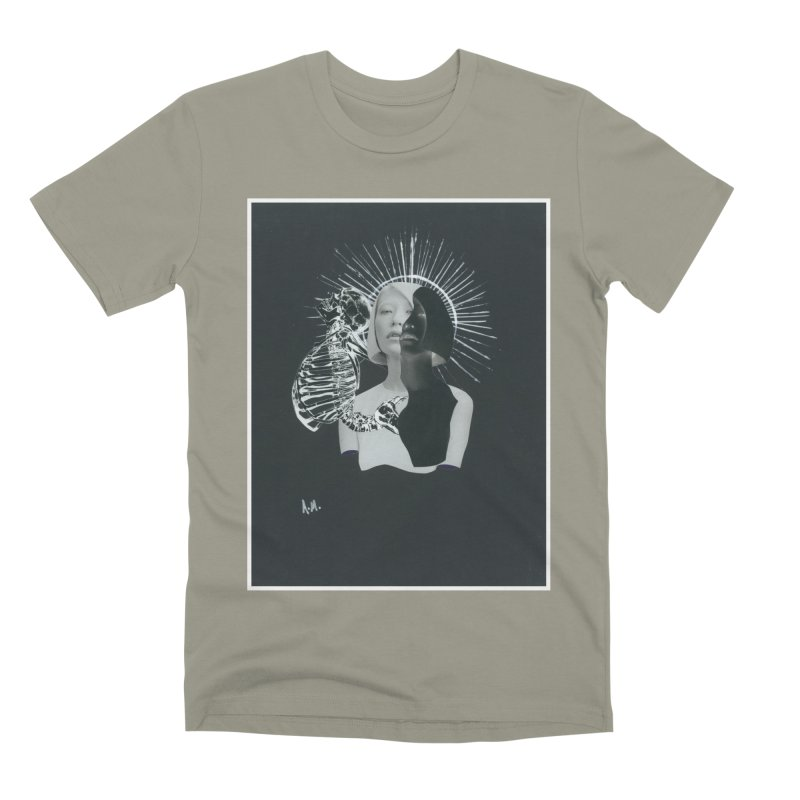 Spiritus Men's Premium T-Shirt by notes and pictures's Artist Shop