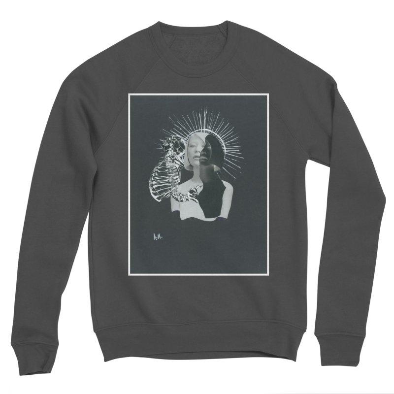 Spiritus Men's Sponge Fleece Sweatshirt by notes and pictures's Artist Shop