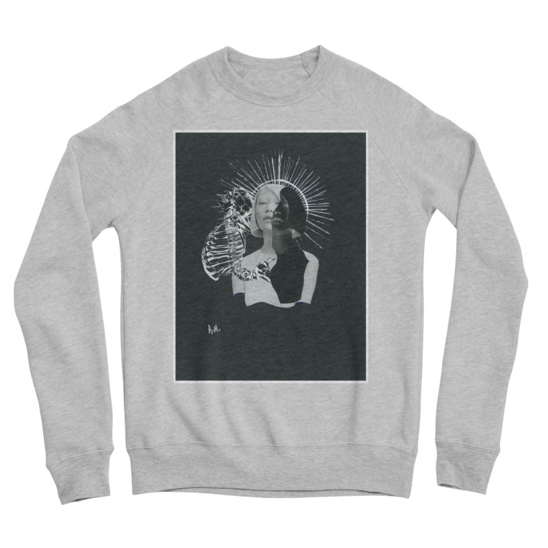 Spiritus Men's Sponge Fleece Sweatshirt by notes and pictures's Artist Shop