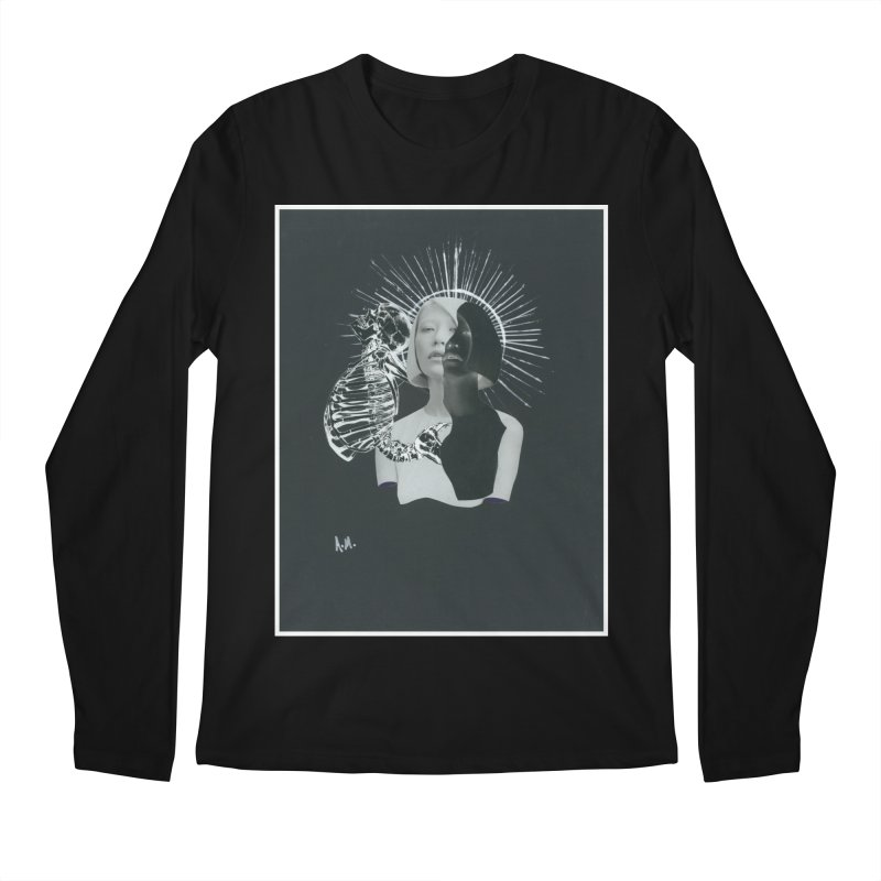 Spiritus Men's Regular Longsleeve T-Shirt by notes and pictures's Artist Shop