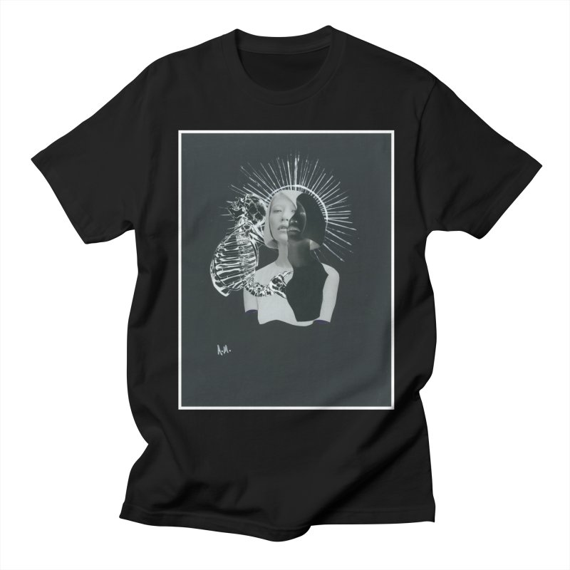 Spiritus Women's Regular Unisex T-Shirt by notes and pictures's Artist Shop