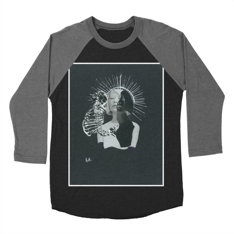Spiritus Women's Baseball Triblend Longsleeve T-Shirt by notes and pictures's Artist Shop