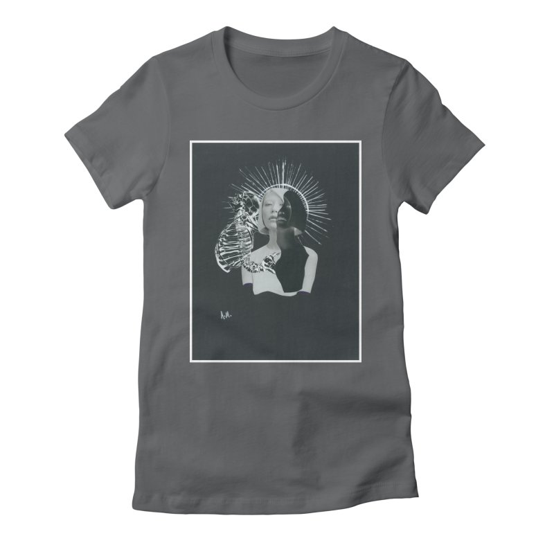 Spiritus Women's Fitted T-Shirt by notes and pictures's Artist Shop