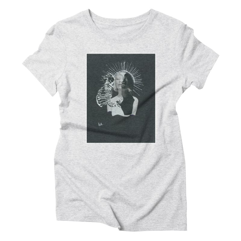 Spiritus Women's Triblend T-Shirt by notes and pictures's Artist Shop