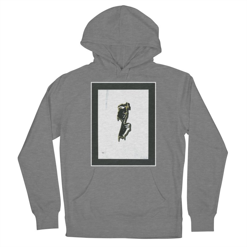 Gold Whispers Women's Pullover Hoody by notes and pictures's Artist Shop