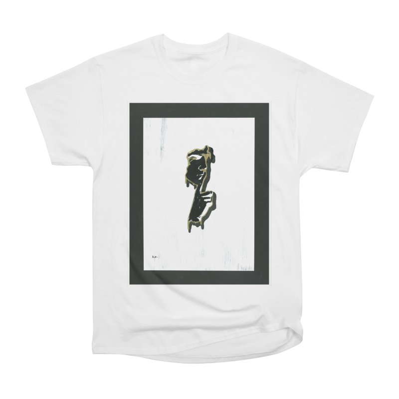 Gold Whispers Women's Heavyweight Unisex T-Shirt by notes and pictures's Artist Shop