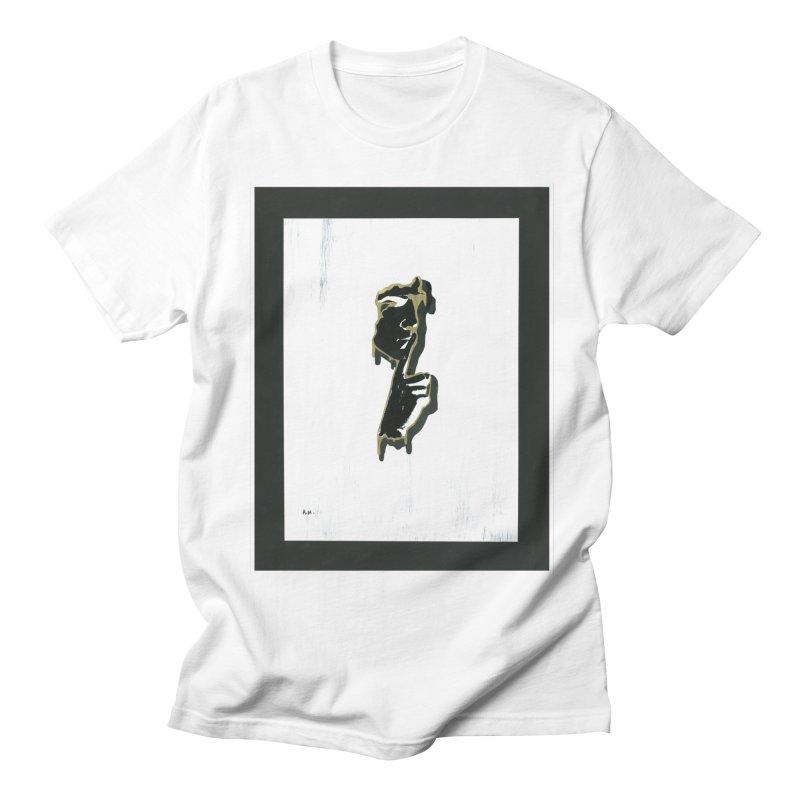 Gold Whispers Women's Regular Unisex T-Shirt by notes and pictures's Artist Shop