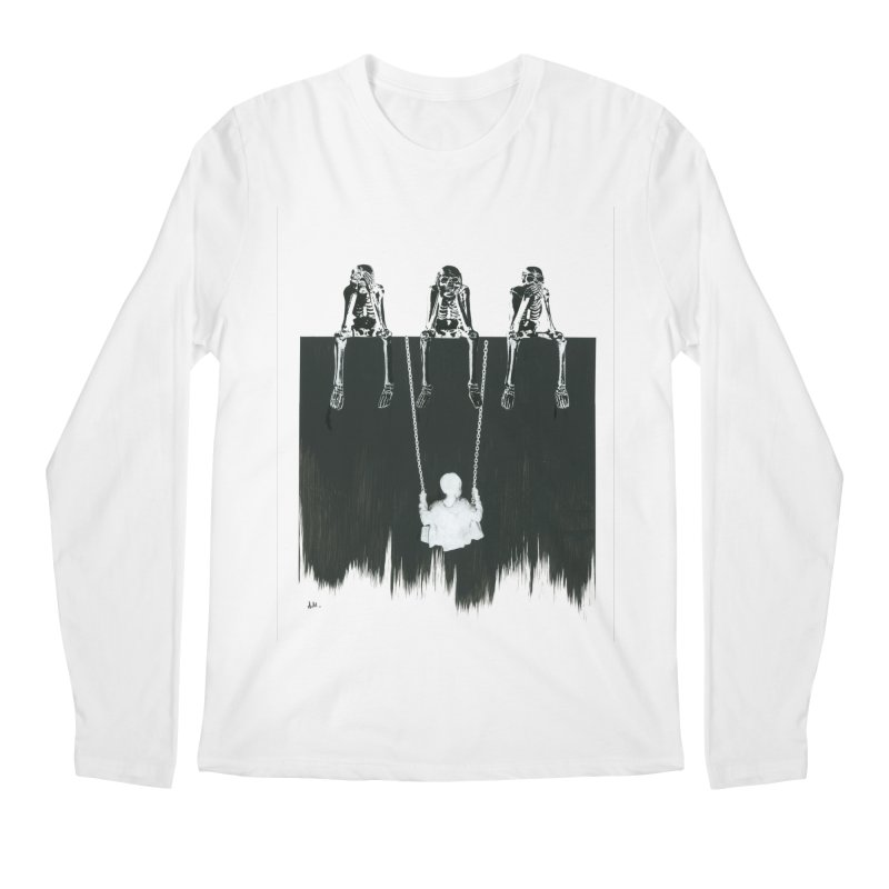 Devil's Playground Men's Regular Longsleeve T-Shirt by notes and pictures's Artist Shop