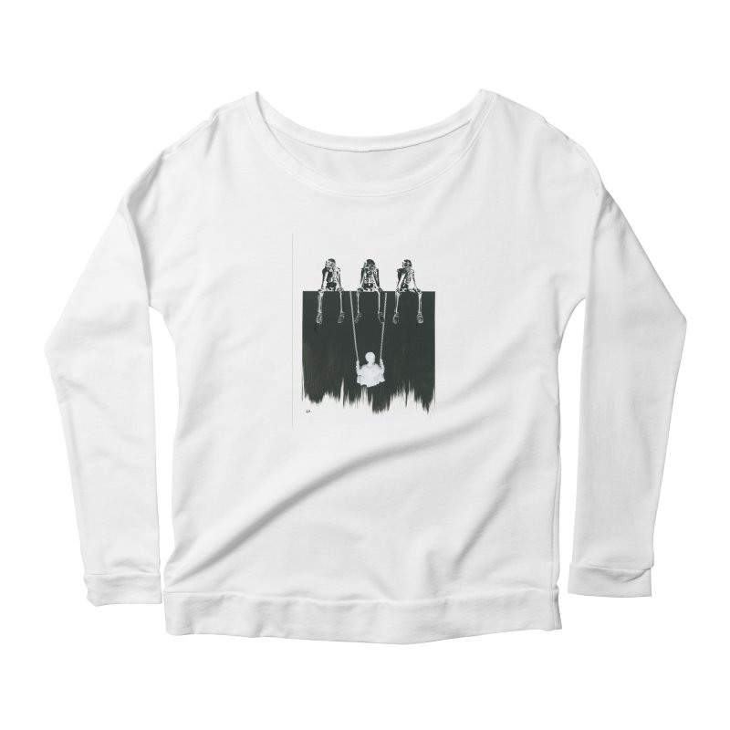Devil's Playground Women's Longsleeve T-Shirt by notes and pictures's Artist Shop