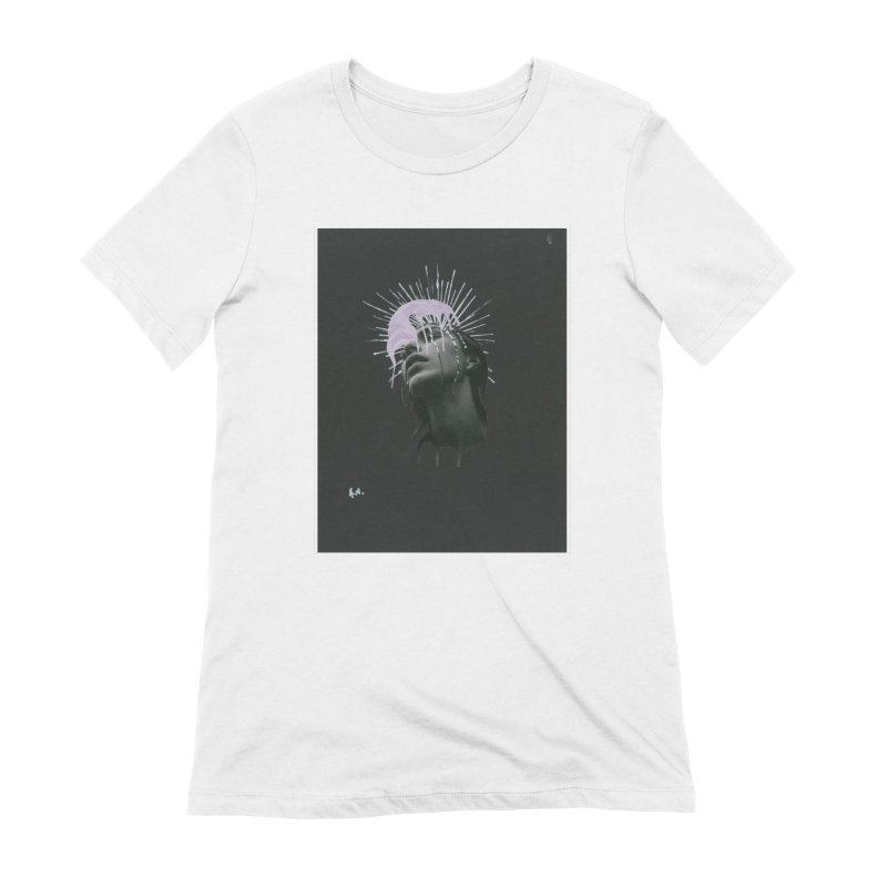 Angel Grief Women's Extra Soft T-Shirt by notes and pictures's Artist Shop