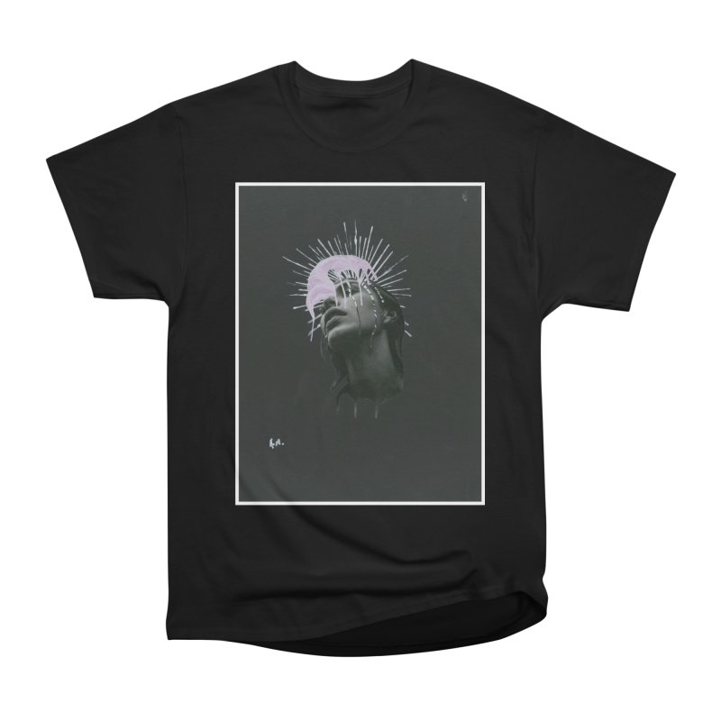 Angel Grief Women's T-Shirt by notes and pictures's Artist Shop