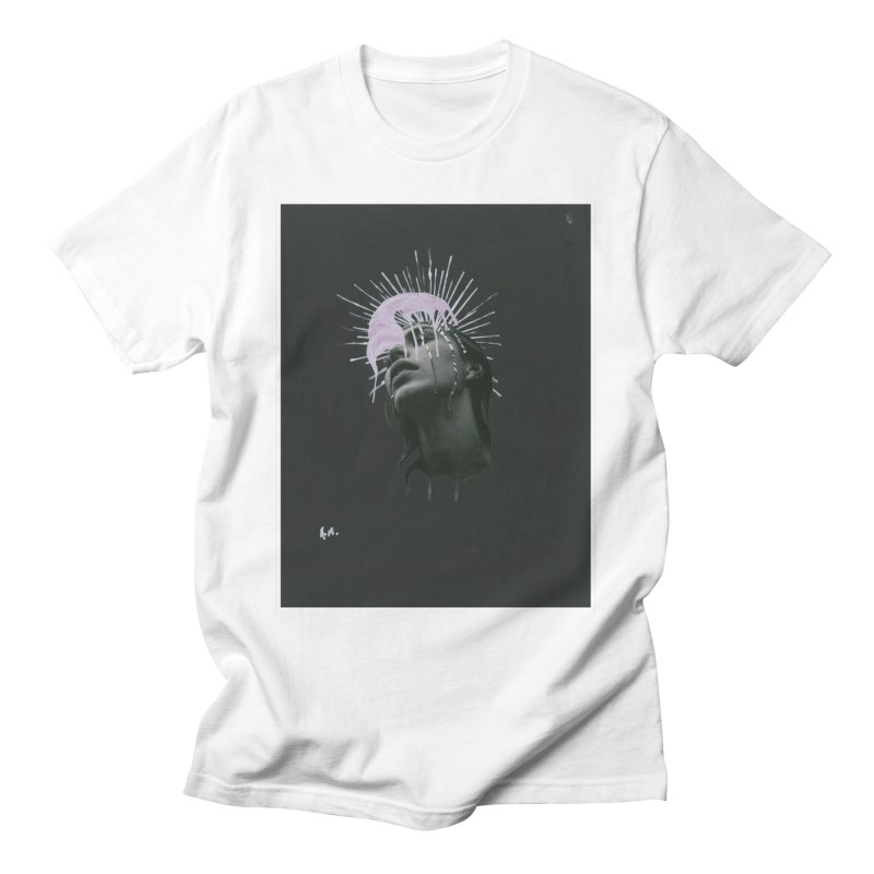 Angel Grief Men's T-Shirt by notes and pictures's Artist Shop
