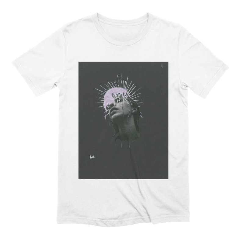 Angel Grief Men's Extra Soft T-Shirt by notes and pictures's Artist Shop