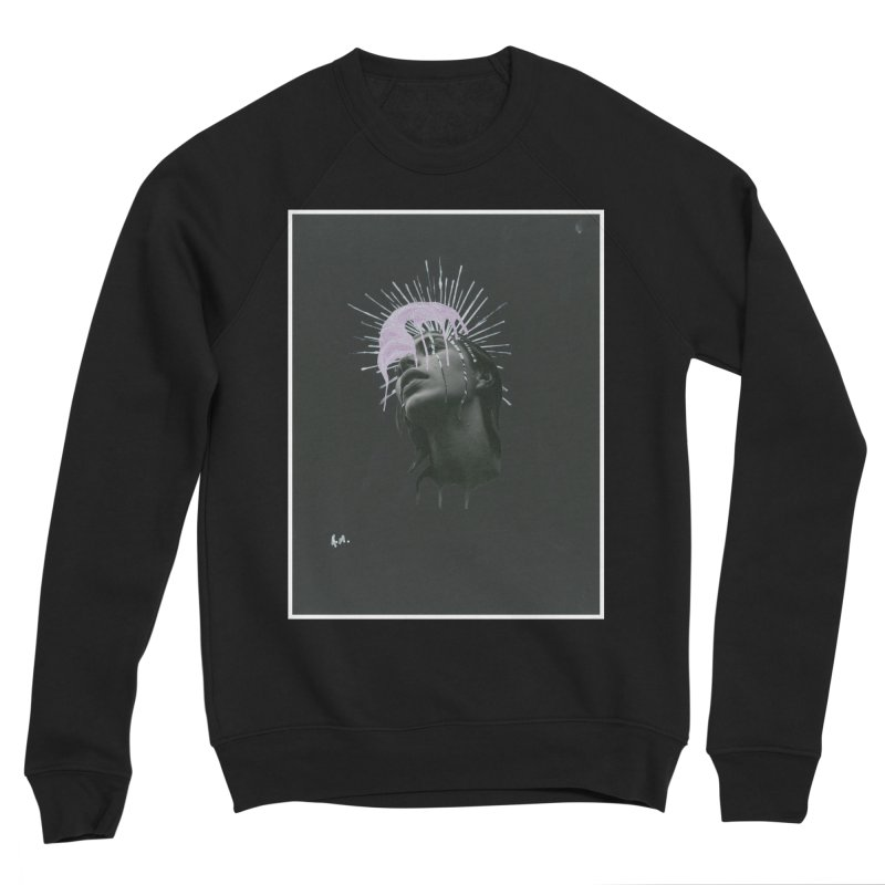 Angel Grief Women's Sweatshirt by notes and pictures's Artist Shop