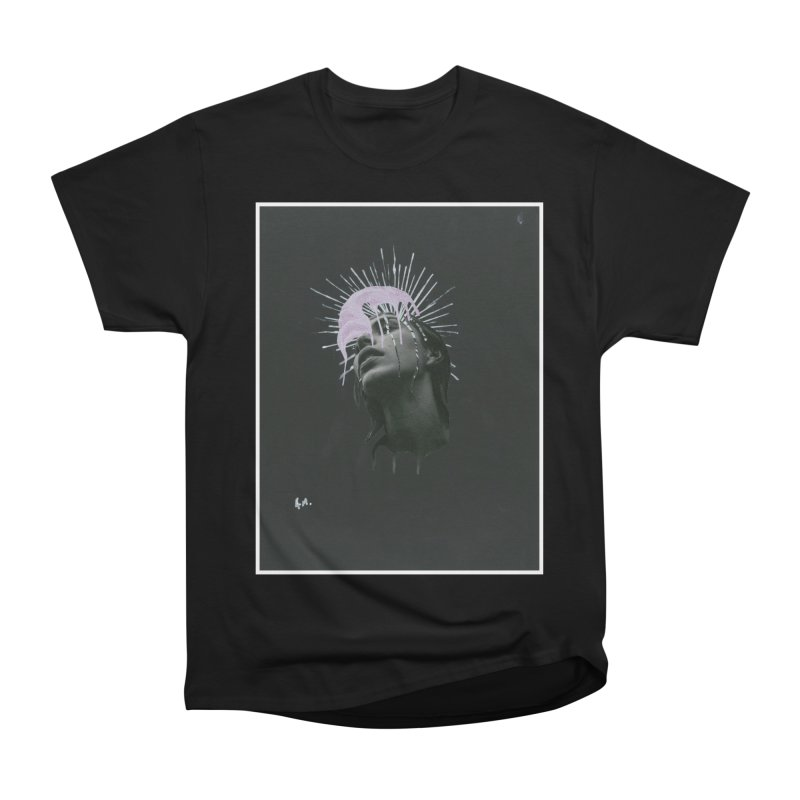 Angel Grief Men's Heavyweight T-Shirt by notes and pictures's Artist Shop