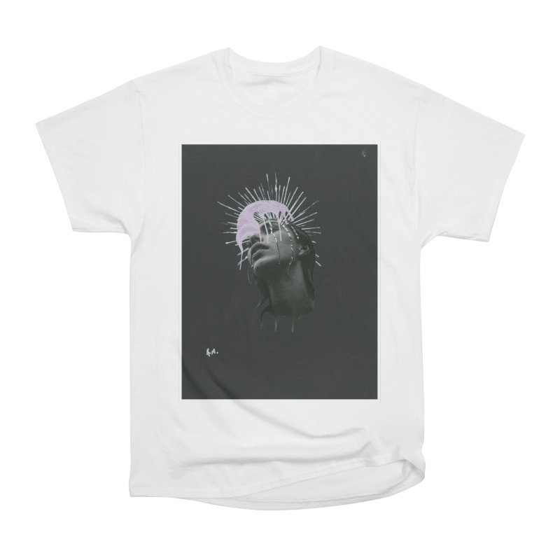 Angel Grief Women's Heavyweight Unisex T-Shirt by notes and pictures's Artist Shop