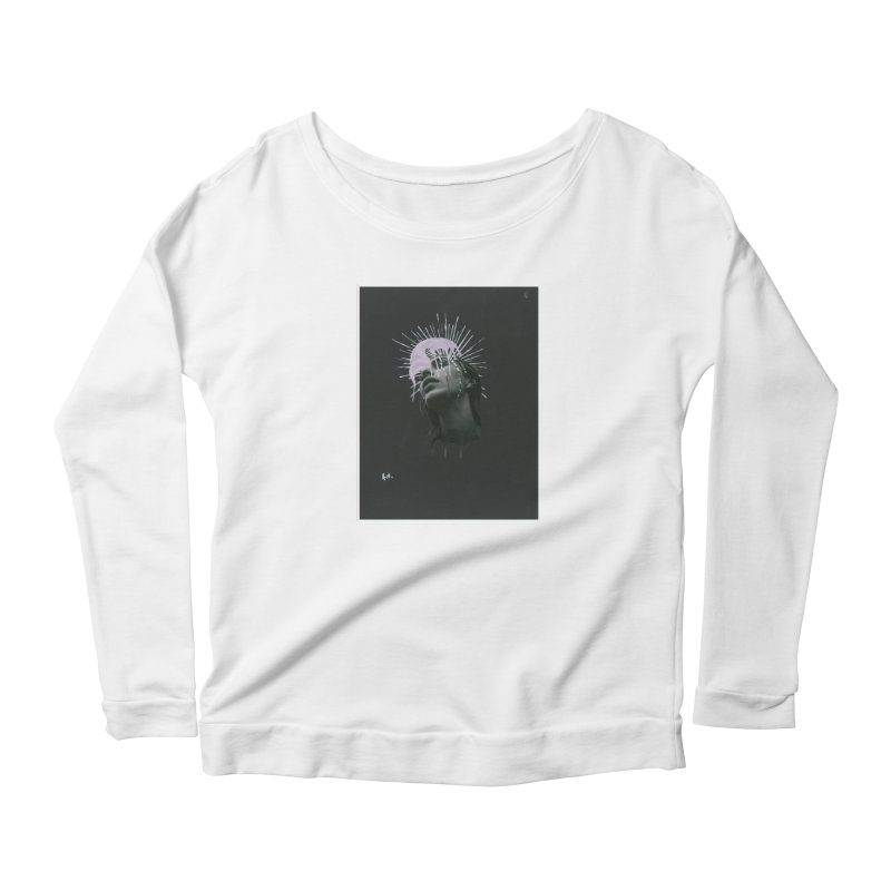 Angel Grief Women's Longsleeve T-Shirt by notes and pictures's Artist Shop