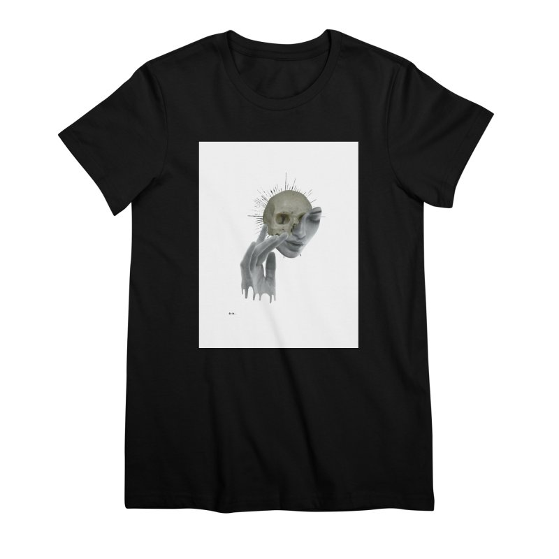The Healer Women's Premium T-Shirt by notes and pictures's Artist Shop