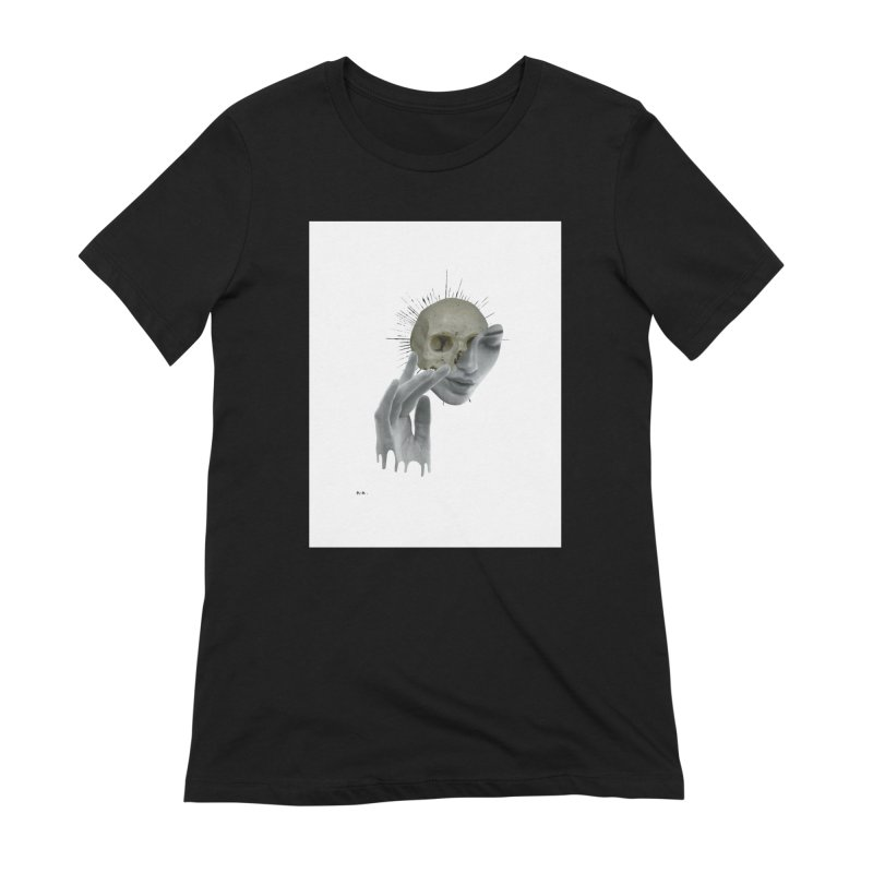 The Healer Women's Extra Soft T-Shirt by notes and pictures's Artist Shop
