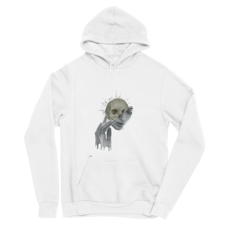 The Healer Women's Sponge Fleece Pullover Hoody by notes and pictures's Artist Shop