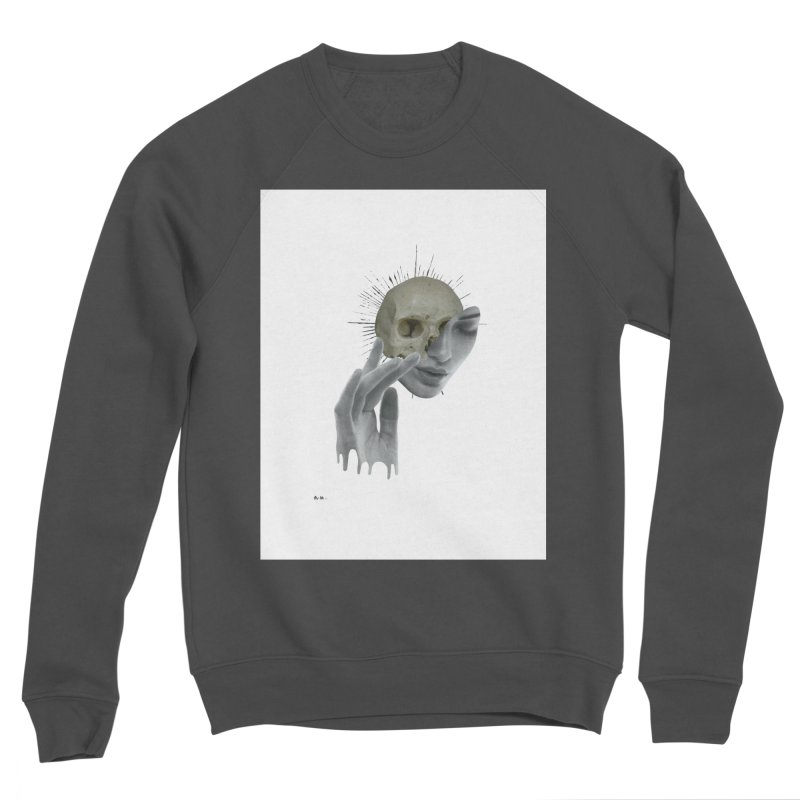 The Healer Men's Sponge Fleece Sweatshirt by notes and pictures's Artist Shop