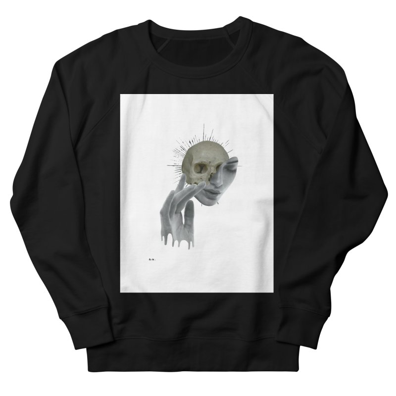 The Healer Men's French Terry Sweatshirt by notes and pictures's Artist Shop