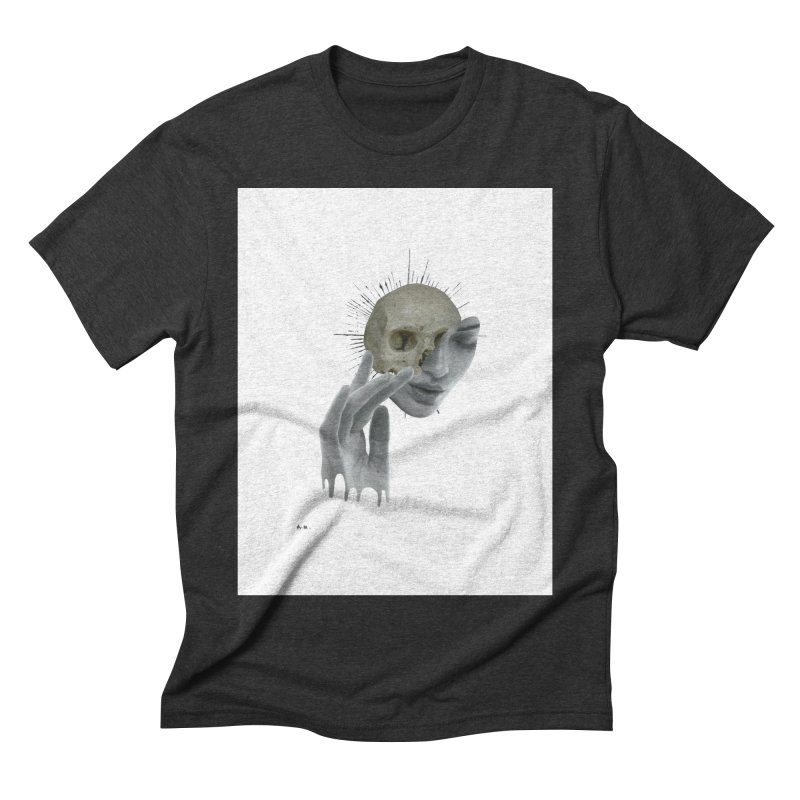 The Healer Men's Triblend T-Shirt by notes and pictures's Artist Shop